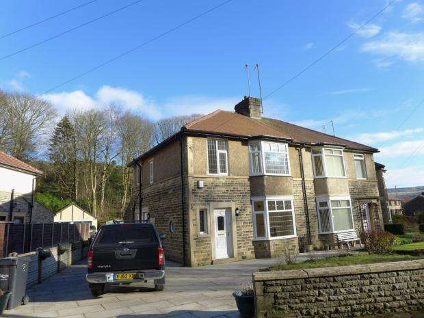 3 Bedrooms Semi Detached House for sale in Stoney Royd Lane Todmorden