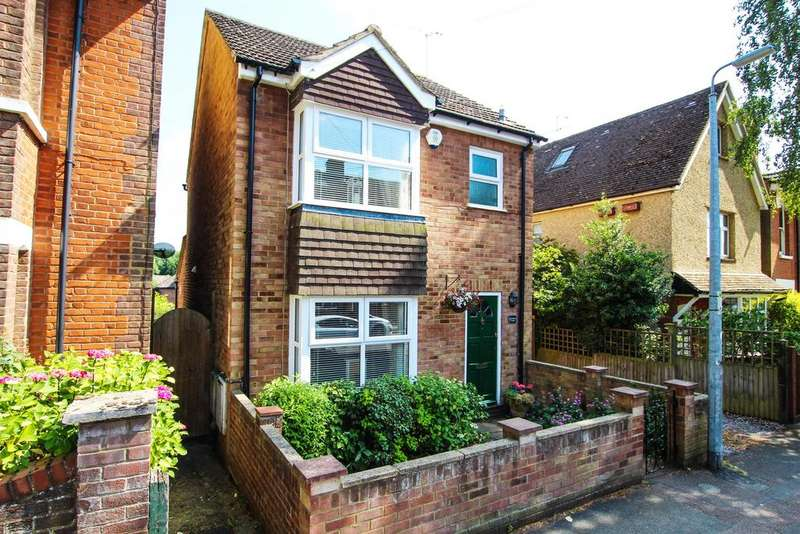 4 Bedrooms Detached House for sale in Albany Road, Leighton Buzzard,