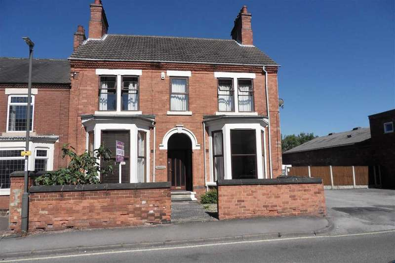 4 Bedrooms Detached House for sale in 'The Hollies' Beighton Street, Ripley