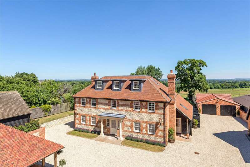 5 Bedrooms Property for sale in Childrey, Wantage