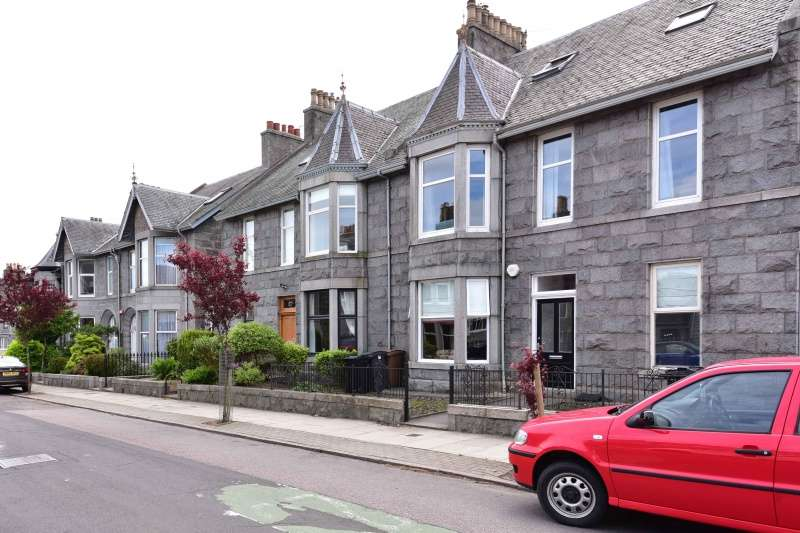 2 Bedrooms Ground Flat for sale in Murray Terrace, Aberdeen, AB11 7SA