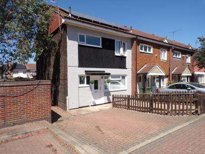 3 Bedrooms End Of Terrace House for sale in Pitsea, Basildon