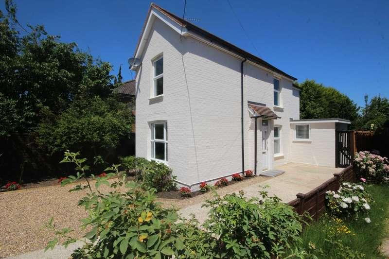 3 Bedrooms Detached House for sale in Binfield Road, Bracknell