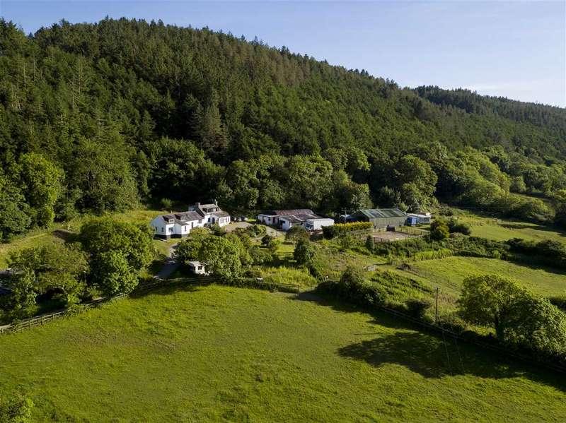 6 Bedrooms Detached House for sale in Coch Y Mieri, Wern Y Wylan, Llandonna