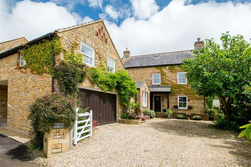 5 Bedrooms Detached House for sale in Fingles Orchard, Bradpole, Bridport