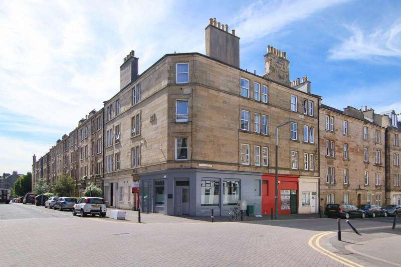 1 Bedroom Flat for sale in 20/12 Watson Crescent, Edinburgh, EH11 1HF