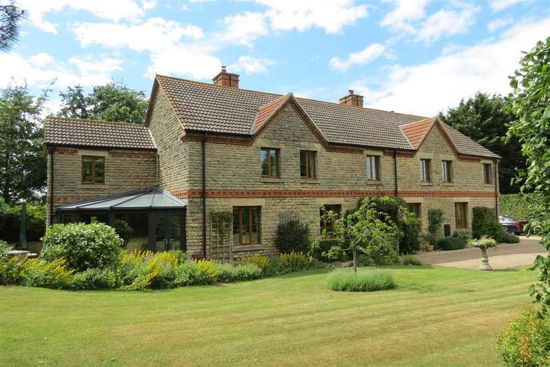 4 Bedrooms Detached House for sale in Old School Cottage, Brauncewell