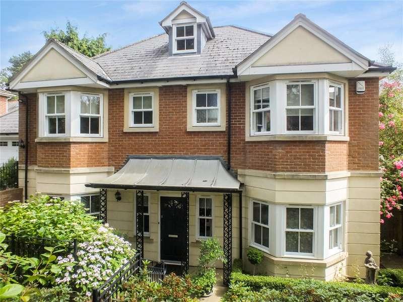 5 Bedrooms Detached House for sale in Park Road, Tunbridge Wells, Kent, TN4