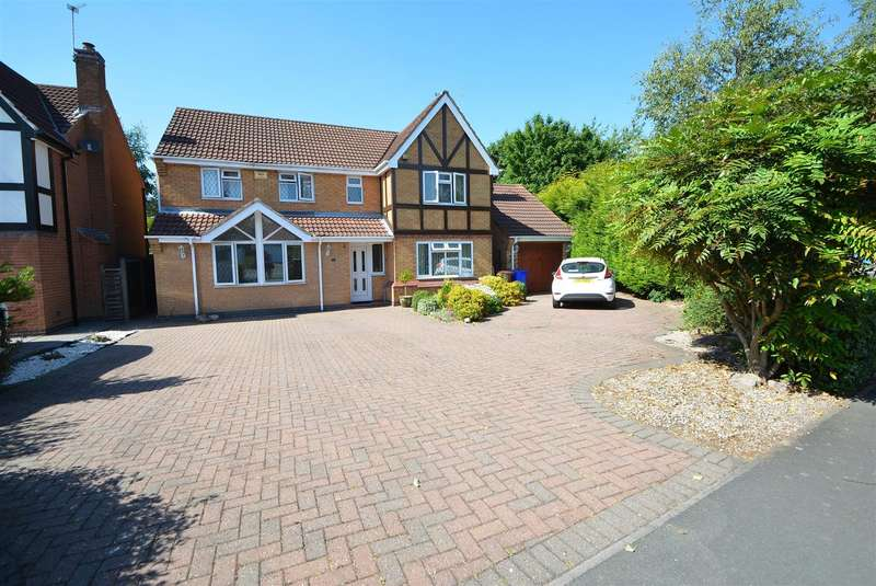 5 Bedrooms Detached House for sale in Pennyfields Boulevard, Long Eaton