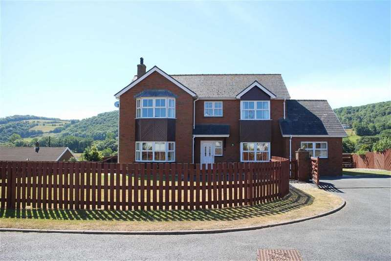 4 Bedrooms Detached House for sale in Clos Corwen, Aberystwyth