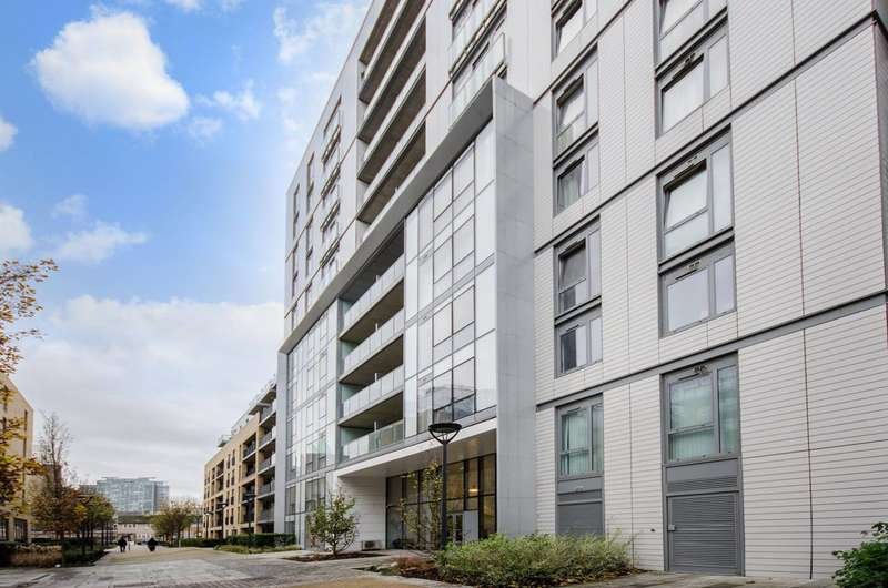 2 Bedrooms Flat for sale in Moro Apartments, Poplar, E14