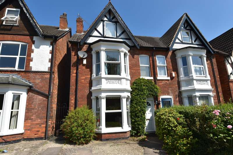 5 Bedrooms Semi Detached House for sale in Northfield Road, Kings Norton, Birmingham, B30