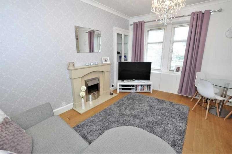 1 Bedroom Flat for sale in 97 East Stirling Street, Alva, FK12 5HB, UK