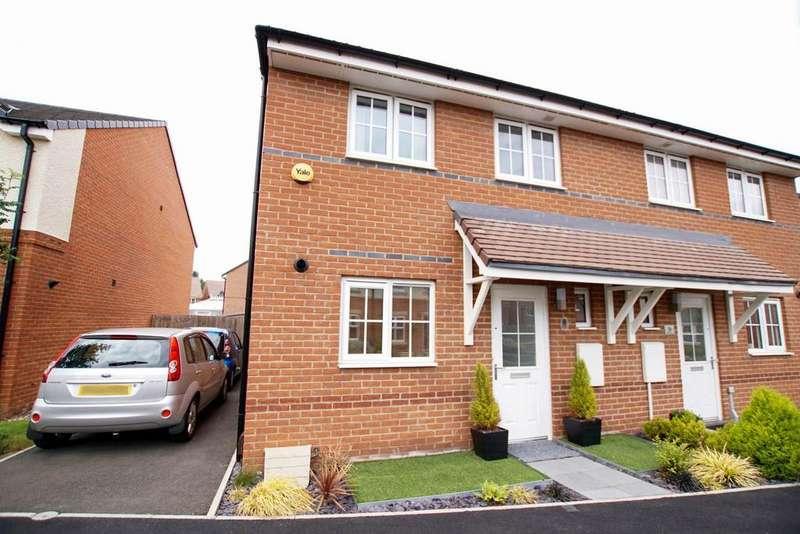 3 Bedrooms Semi Detached House for sale in Benedict Lane, Hebburn