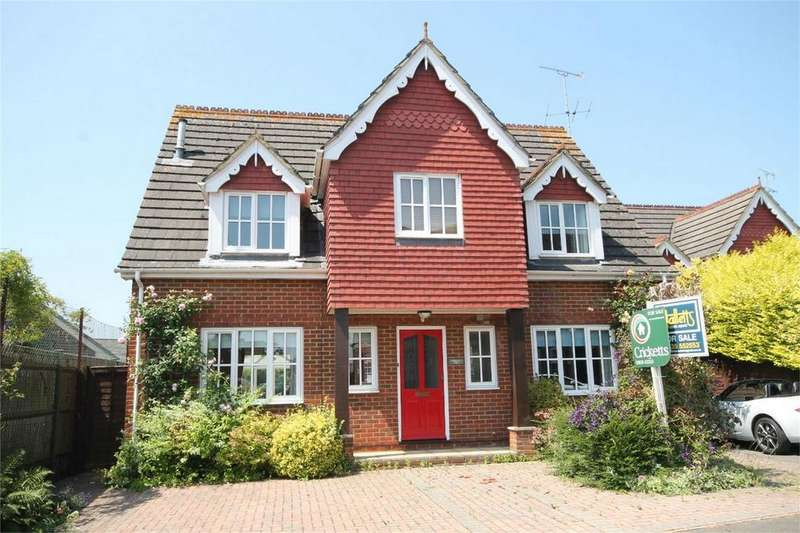 3 Bedrooms Detached House for sale in NEWBURY, Berkshire