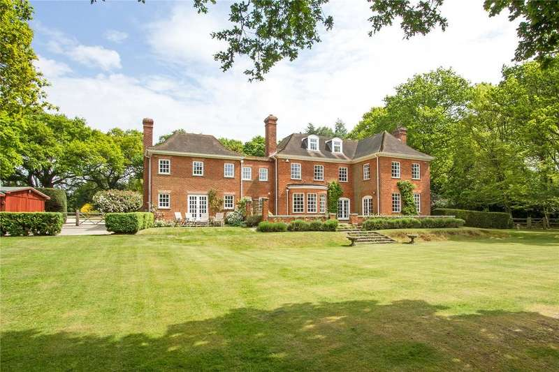 8 Bedrooms Detached House for sale in Kiln Lane, Farley Hill, Reading, Berkshire