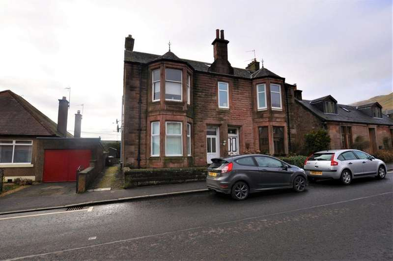 2 Bedrooms Flat for sale in Hill Street, Tillicoultry