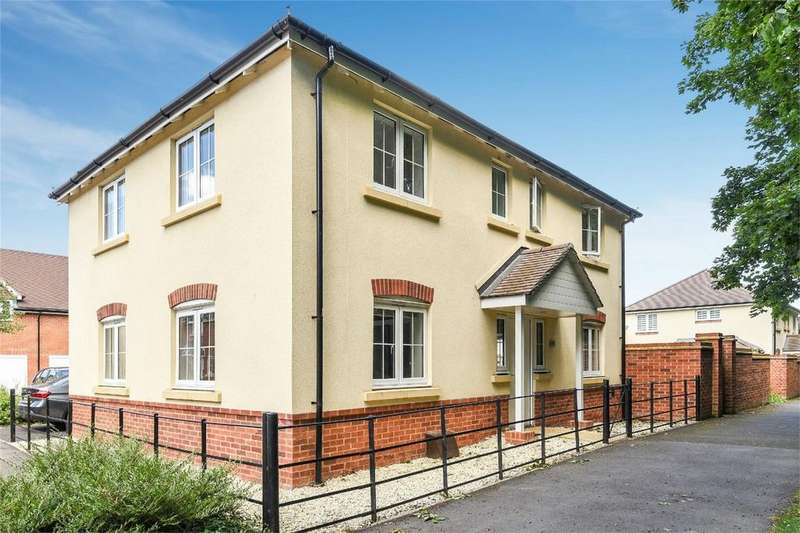 4 Bedrooms Detached House for sale in Conduct Gardens, Eastleigh, Hampshire