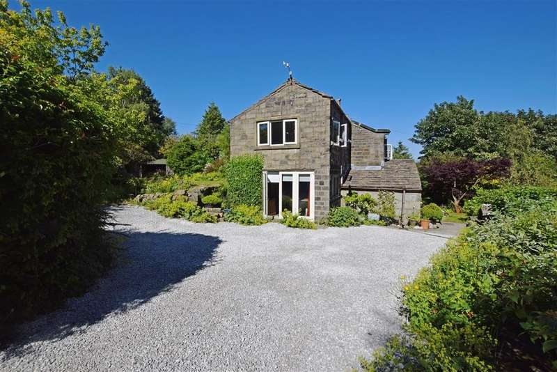3 Bedrooms Cottage House for sale in Winter Cottages, Winter Lane, Blackshaw Head, Hebden Bridge HX7