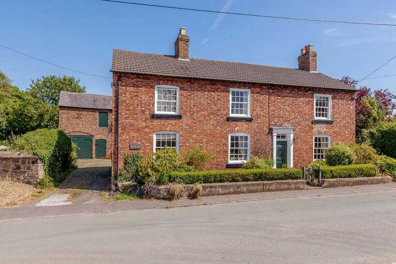 5 Bedrooms Detached House for sale in Frodsham, Cheshire