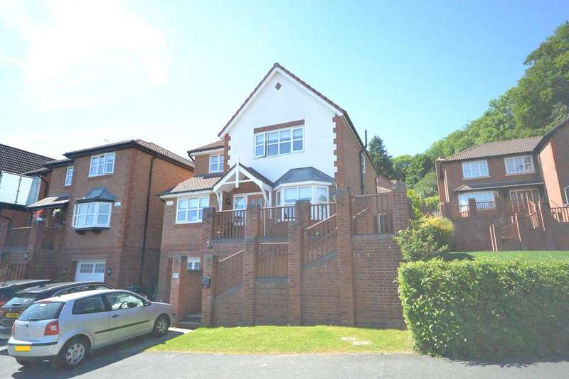 4 Bedrooms Detached House for sale in Lon Y Berllan, Abergele, Conwy, LL22