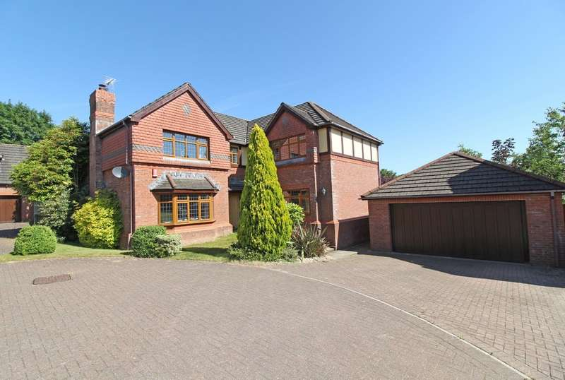 5 Bedrooms Property for sale in Pilgrim Close, Radyr, Cardiff