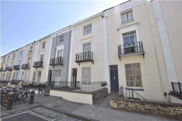 4 Bedrooms Maisonette Flat for sale in Oakfield Place, BRISTOL, BS8 2BJ