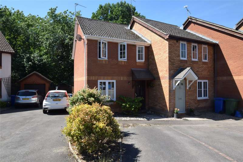 2 Bedrooms End Of Terrace House for sale in Sen Close, Warfield, Berkshire, RG42