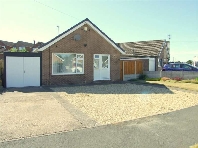 2 Bedrooms Detached Bungalow for sale in Corn Close, South Normanton, Alfreton, Derbyshire, DE55