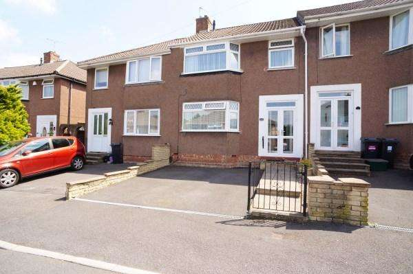 3 Bedrooms House for sale in Yew Tree Drive, Kingswood, Bristol, BS15 4UF