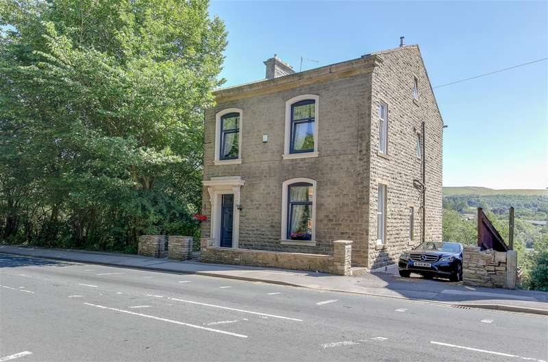 4 Bedrooms Detached House for sale in Haslingden Road, Rawtenstall, Rossendale