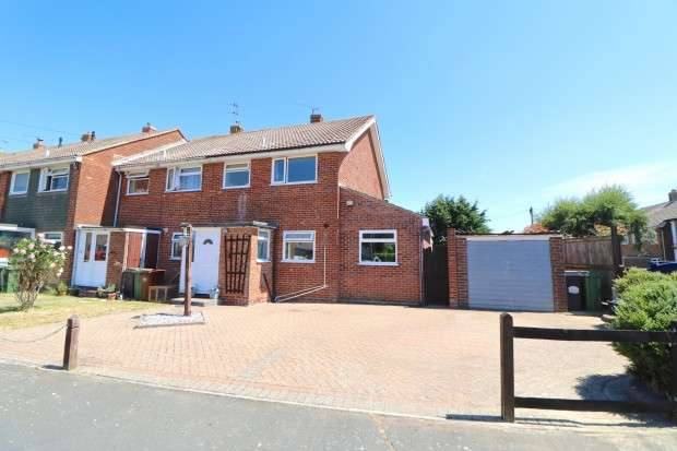 3 Bedrooms End Of Terrace House for sale in Percival Road, Eastbourne, BN22