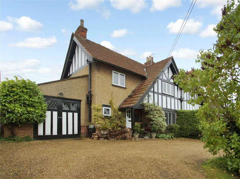4 Bedrooms Semi Detached House for sale in Lower Icknield Way, Chinnor, OX39