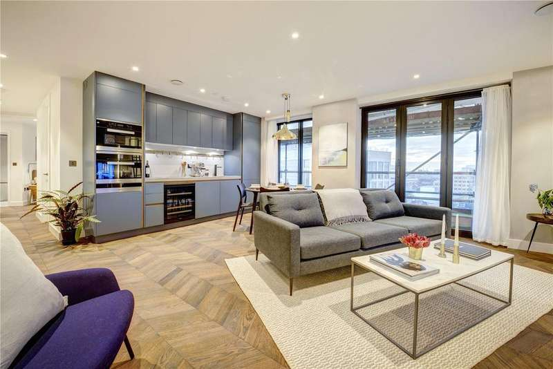 3 Bedrooms Penthouse Flat for sale in Hexagon Apartments, Parker Street, Covent Garden, London, WC2B