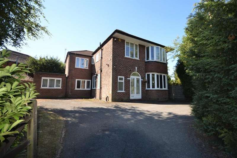 4 Bedrooms Detached House for sale in Thornhill Road, Heaton Mersey
