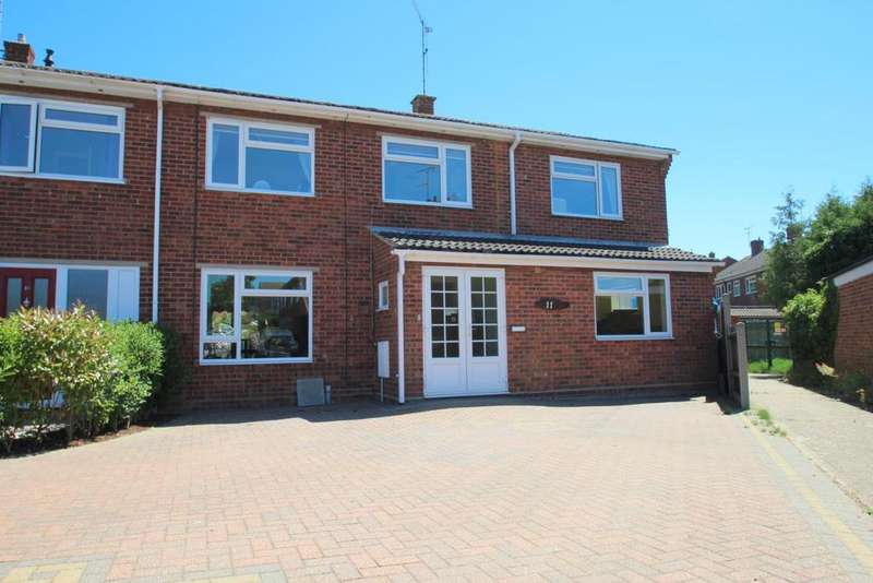 4 Bedrooms House for sale in Queen Ann Road, West Mersea, Colchester