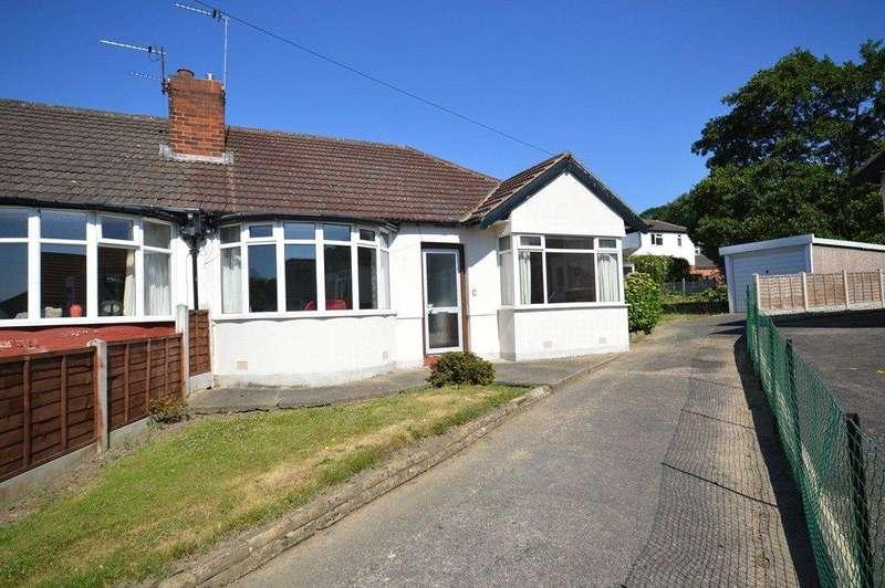 2 Bedrooms Semi Detached Bungalow for sale in Vesper Gardens, Kirkstall, Leeds