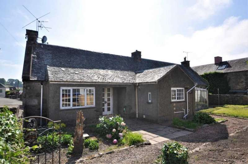 3 Bedrooms Bungalow for sale in 6 Glassford Square, Tillicoultry, FK13 6AU, UK