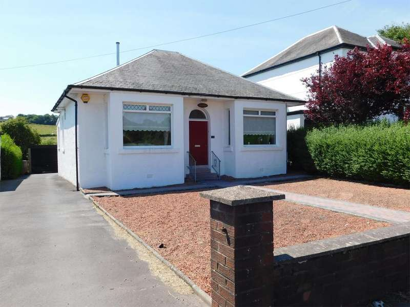 2 Bedrooms Detached Bungalow for sale in Corona, 14 Kilwinning Road, DALRY, KA24 4LE