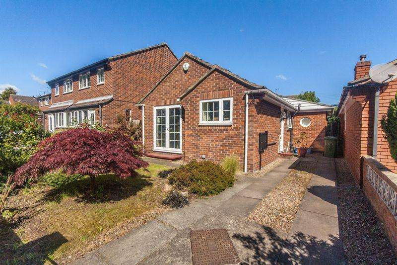 2 Bedrooms Detached Bungalow for sale in St Davids Close, Billingham
