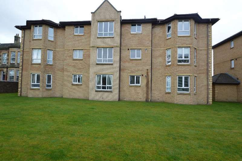 1 Bedroom Flat for sale in Academy Gardens, Irvine, North Ayrshire, KA12 8BA