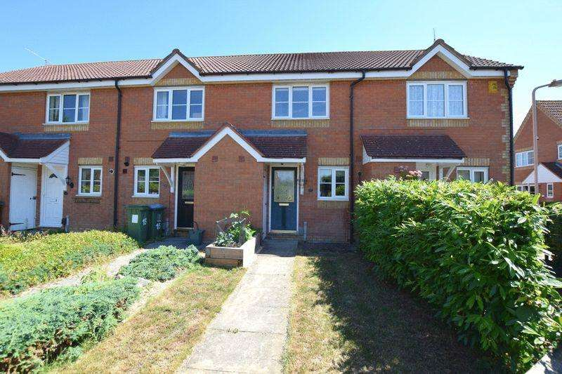 2 Bedrooms Terraced House for sale in Hinds Way, Aylesbury