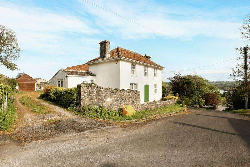 4 Bedrooms Detached House for sale in Park Lane, Blagdon