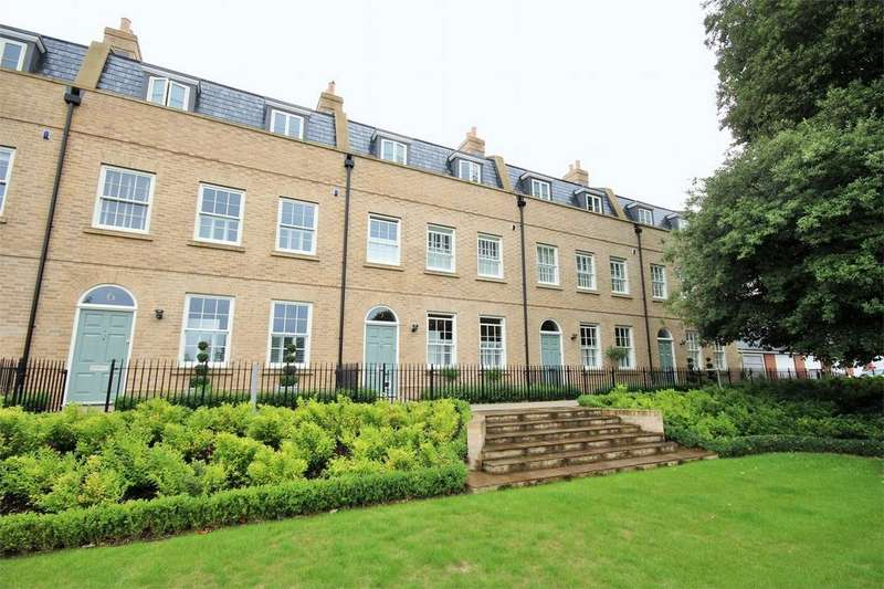 4 Bedrooms Town House for sale in Abbey Garden Terrace, Flagstaff Road, Colchester, Essex