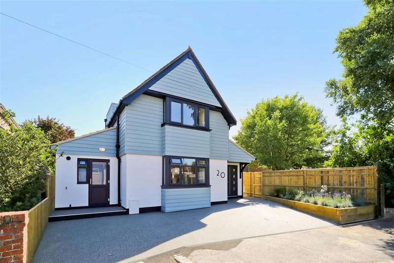 3 Bedrooms Detached House for sale in Sandown Road, Southwick, Brighton