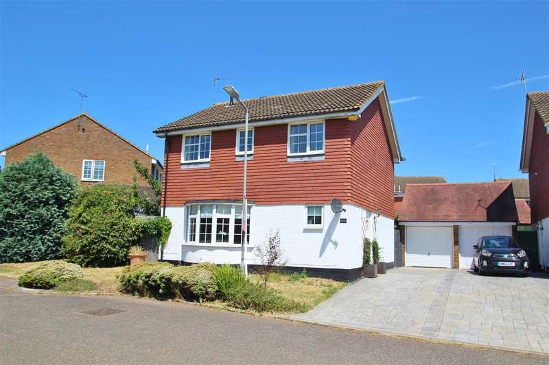 4 Bedrooms Detached House for sale in Windmill Close, Buckingham
