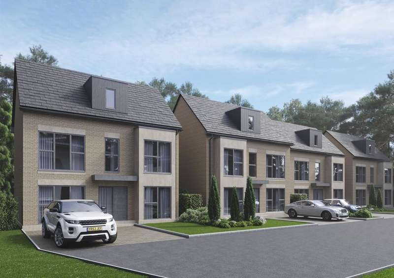 5 Bedrooms Detached House for sale in Plot 2, The Beauchief, S7 2QW