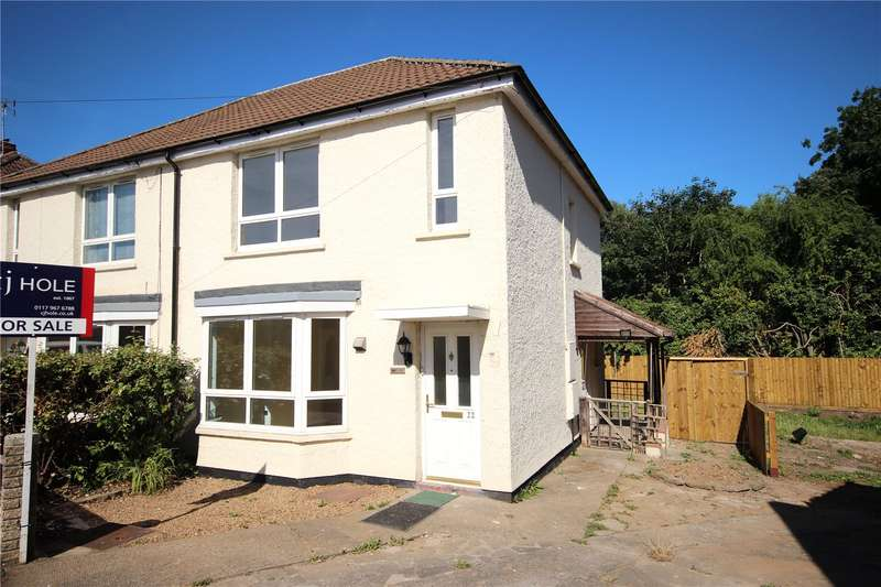2 Bedrooms Property for sale in Fisher Avenue Kingswood Bristol BS15