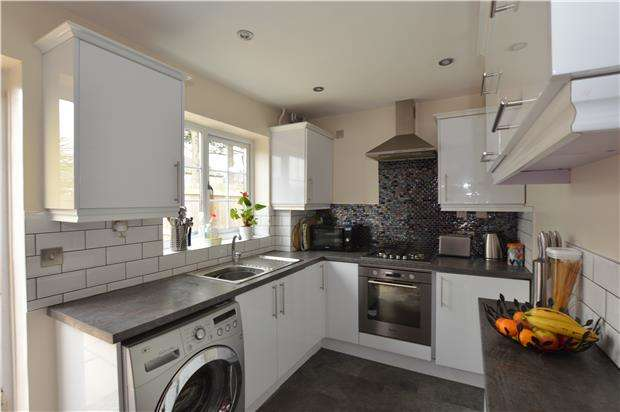 2 Bedrooms Terraced House for sale in Longs Drive, BS37 5XR
