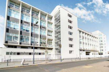 2 Bedrooms Flat for sale in The Exchange, Lee Street, Leicester, Leicestershire